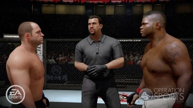 EA Sports MMA Screenshot #6 for Xbox 360