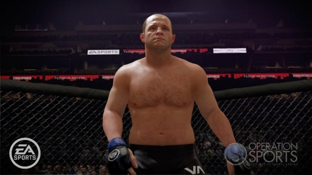 EA Sports MMA Screenshot #9 for Xbox 360