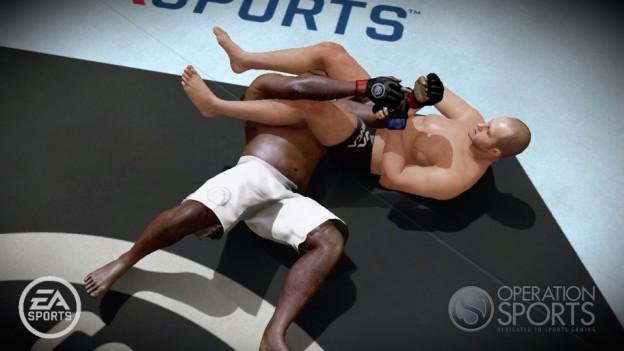 EA Sports MMA Screenshot #10 for Xbox 360