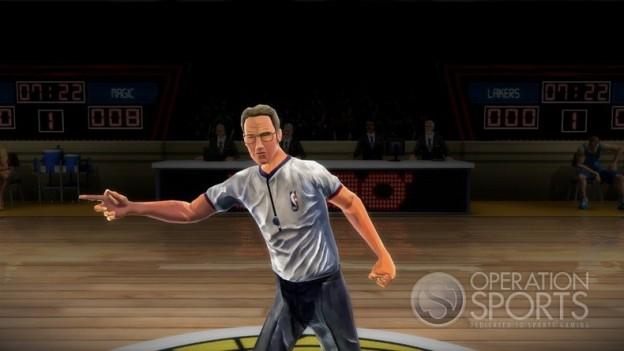 NBA Unrivaled Screenshot #3 for Xbox 360
