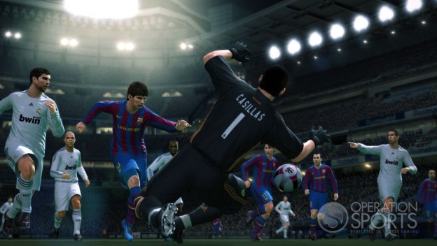 Pro Evolution Soccer 2010  Screenshot #4 for Xbox 360
