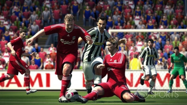 Pro Evolution Soccer 2010  Screenshot #6 for Xbox 360