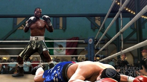 Fight Night Round 4 Screenshot #203 for Xbox 360