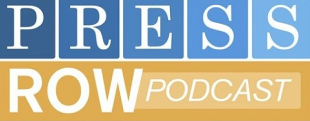 Press Row Podcast: Episode 22
