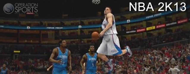What NBA 2K13 Did Right