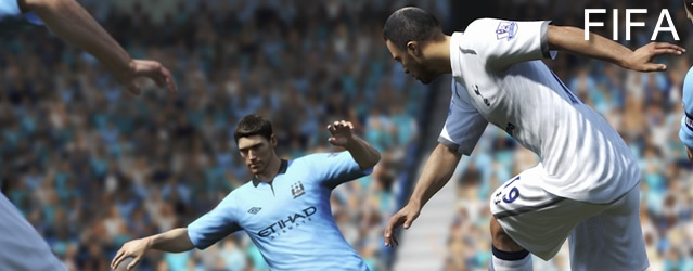 First Look at FIFA Soccer 14