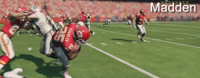Madden NFL 25 Blog: Run Free