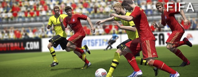 FIFA 14 Blog: Teammate Intelligence