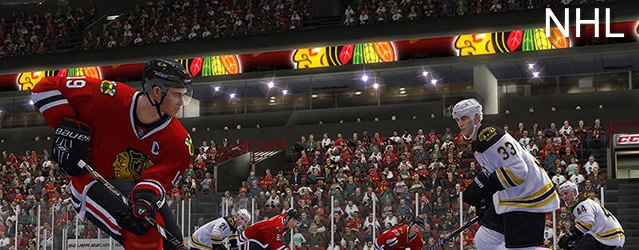 NHL 14 Review (360/PS3)