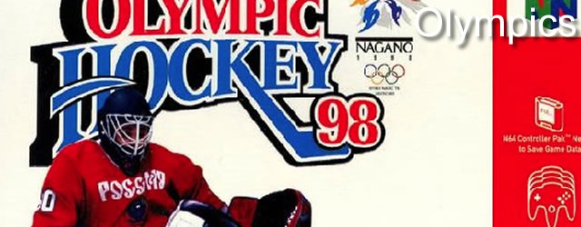 Olympic Hockey '98: The Most Famous 'Roster Update'