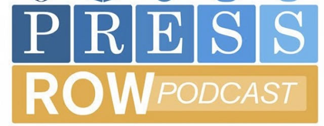 Press Row Podcast - Life and Basketball
