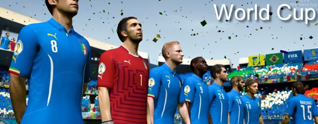 2014 FIFA World Cup Brazil Demo Impressions