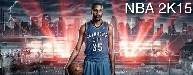 NBA 2K15: Kevin Durant Named as Coverman
