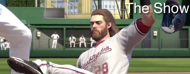 MLB 14 The Show: Little Things Which Add to the Experience