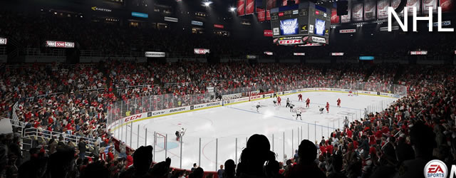 NHL 15: E3 Trailer and Details