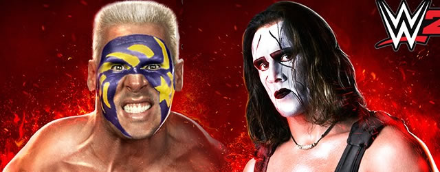 Sting Is a Pre-Order Bonus in WWE 2K15
