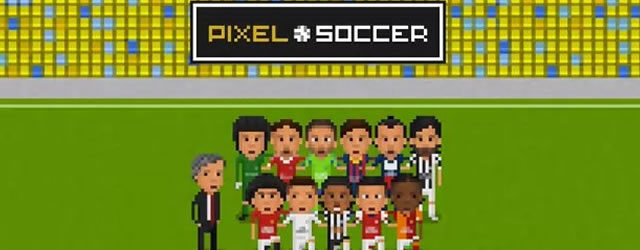 Pixel Soccer Interview: Why You Should Be Excited