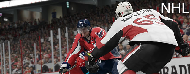 NHL 15: Superstar Skill Stick Video