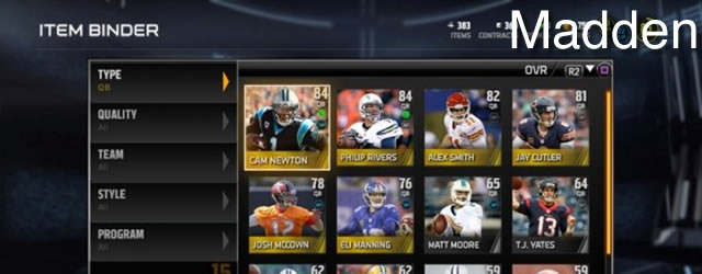Madden NFL 15: Ultimate Team Interview with Joe Alread