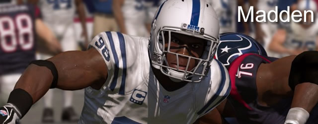 Madden NFL 15: Retail First Impressions