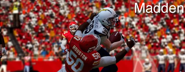 Madden NFL 15 Review (360/PS3)
