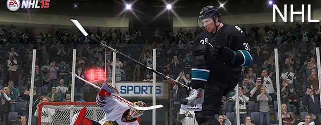 NHL 15 Review (360/PS3)