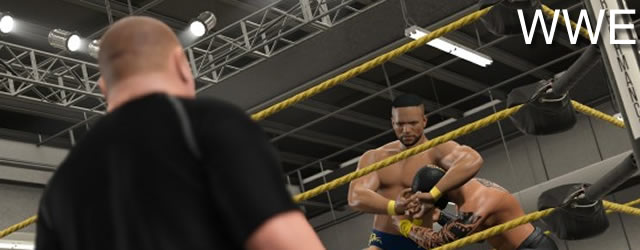 WWE 2K15's MyCAREER Mode Details