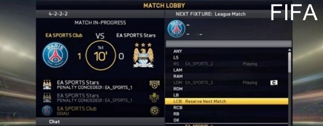 How FIFA 15's Pro Clubs Get Online Team Play Right