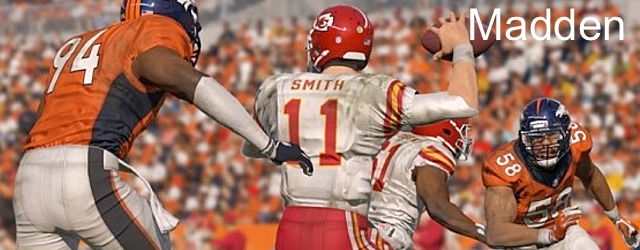 Madden NFL 15 Continues A Long Tradition of No Penalties