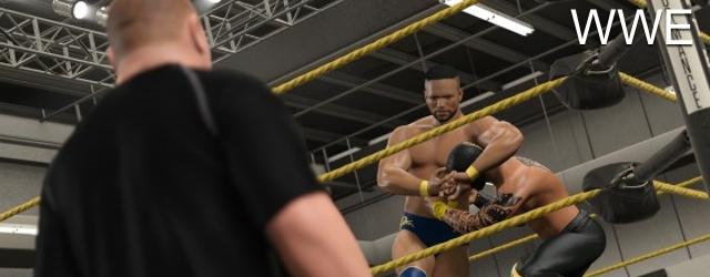 WWE 2K15's MyCAREER Mode Is A Good Foundation For the Future
