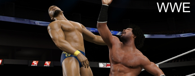 WWE 2K15 Day One Impressions