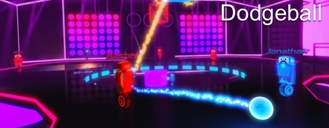 Robot Roller-Derby Disco Dodgeball Review (PC)