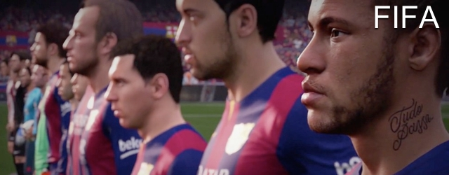 FIFA 16: E3 Hands-On Preview