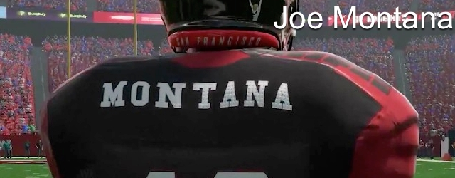 Joe Montana Football Interview