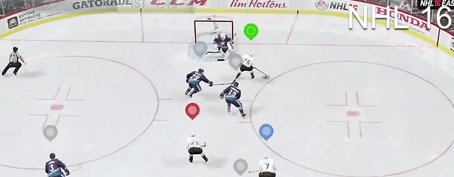 NHL 16: EASHL Beta Impressions Video