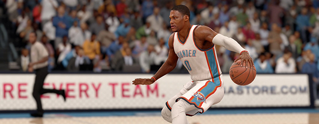 NBA Live 16 Review
