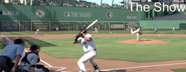 MLB The Show 16: Gameplay Taking Steps Forward