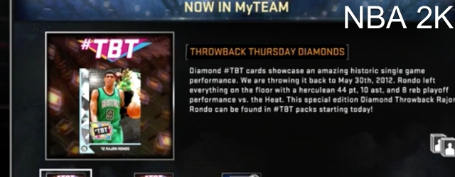 NBA 2K16: Throwback Thursday Card Reviews (2/12/16)