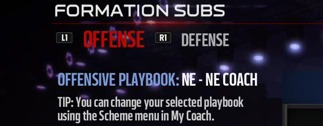 The Return of Formation Subs in Madden NFL 17