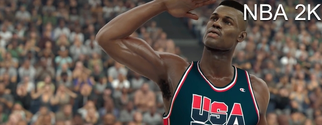 "NBA 2K17 Trailer ""The Dream Lives On"""