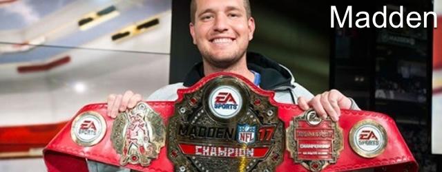 Madden NFL 17 Championship Recap