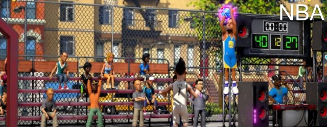 NBA Playgrounds: A New Take on Street Style Basketball